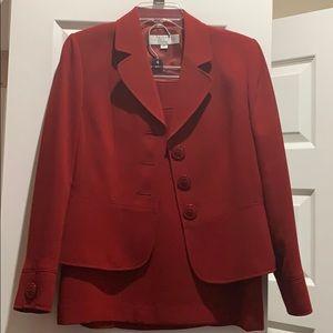Tahari Arthur Levine Suit